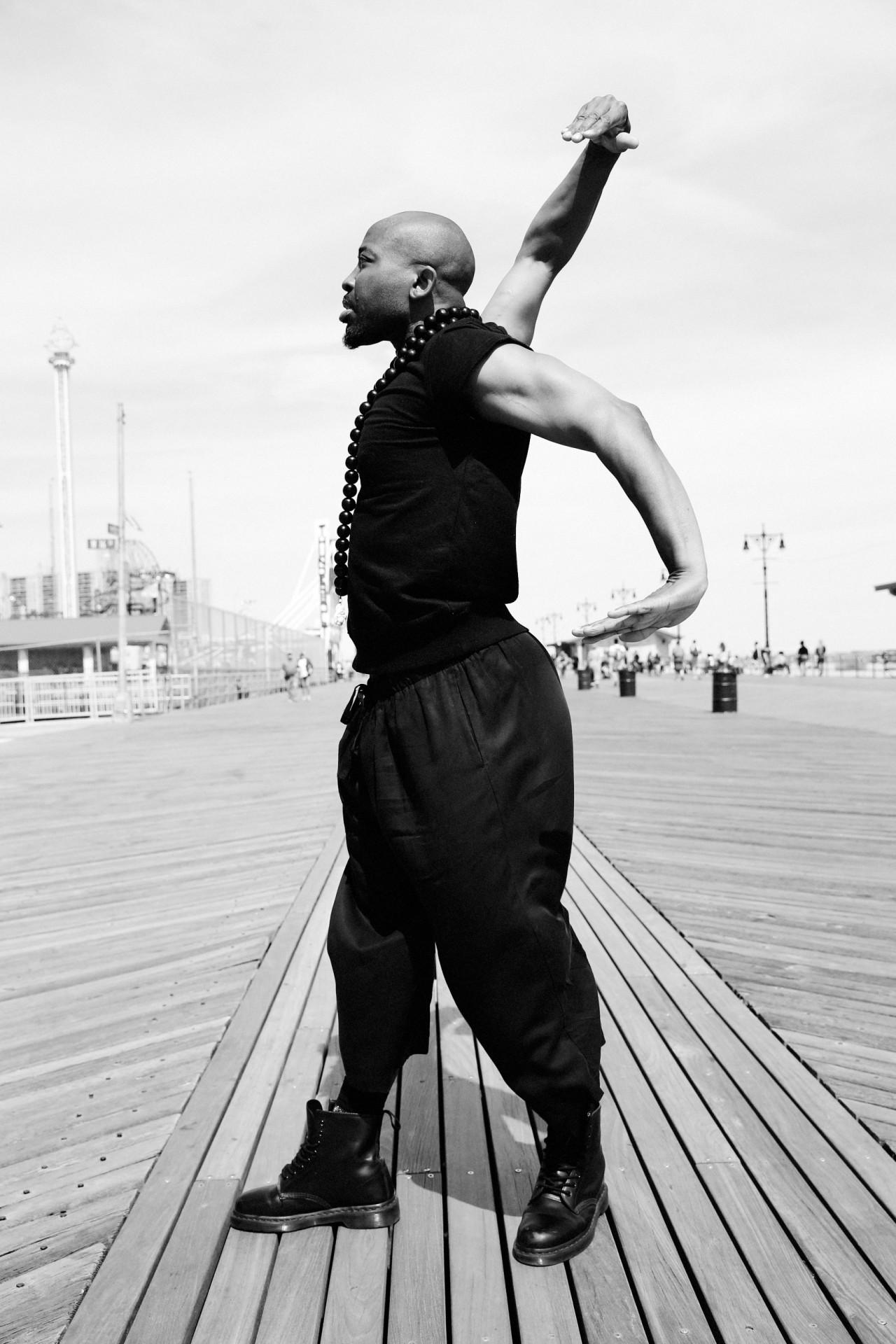 CAROLIN WINDEL Stanley Devaugn Milan, Coney Island New York (more-click here)