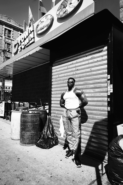 CAROLIN WINDEL Kennedy Mugler, Bronx New York (more-click here)