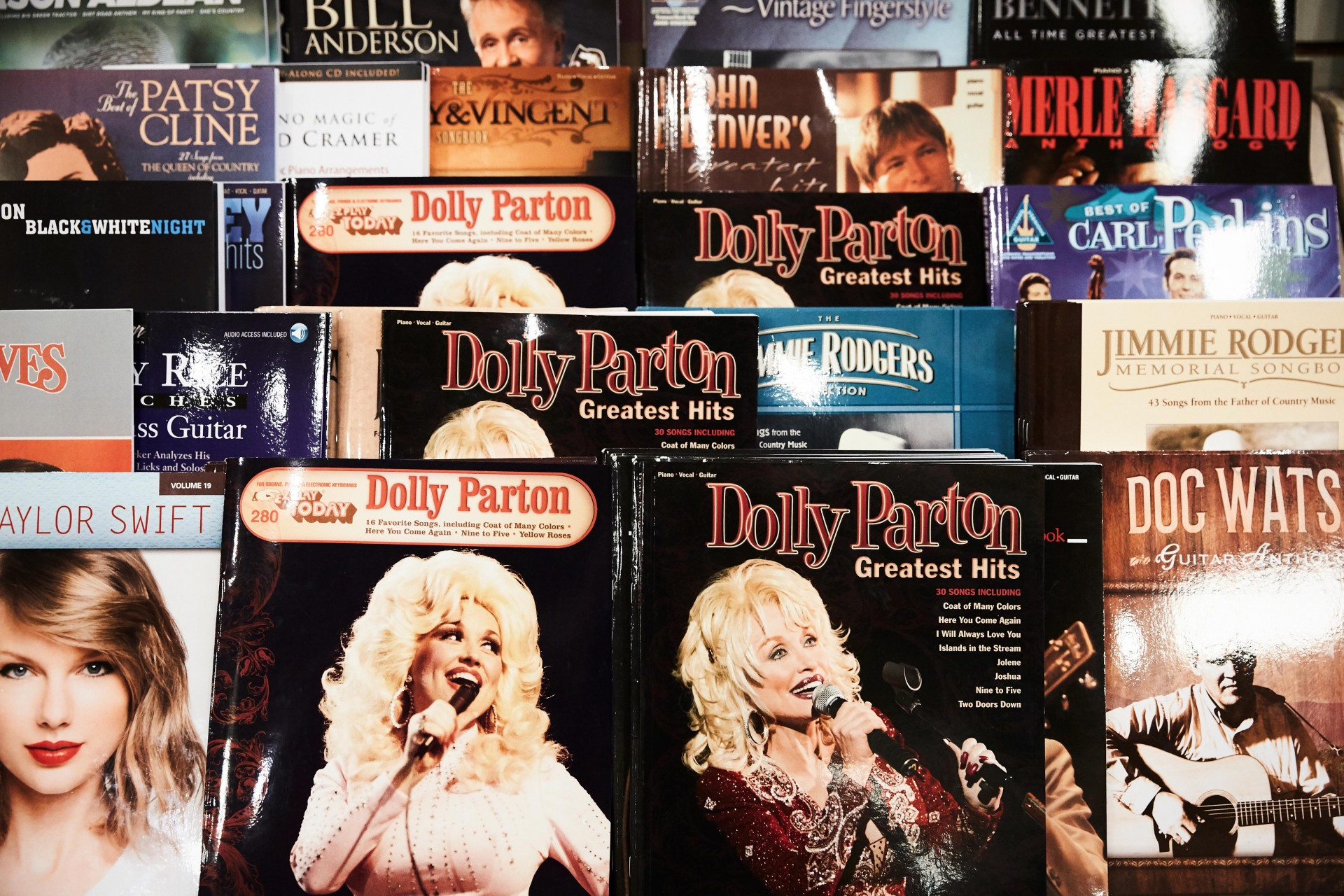 CAROLIN WINDEL Auf den Spuren von Dolly Parton, Tennessee, STERN (more-click here)