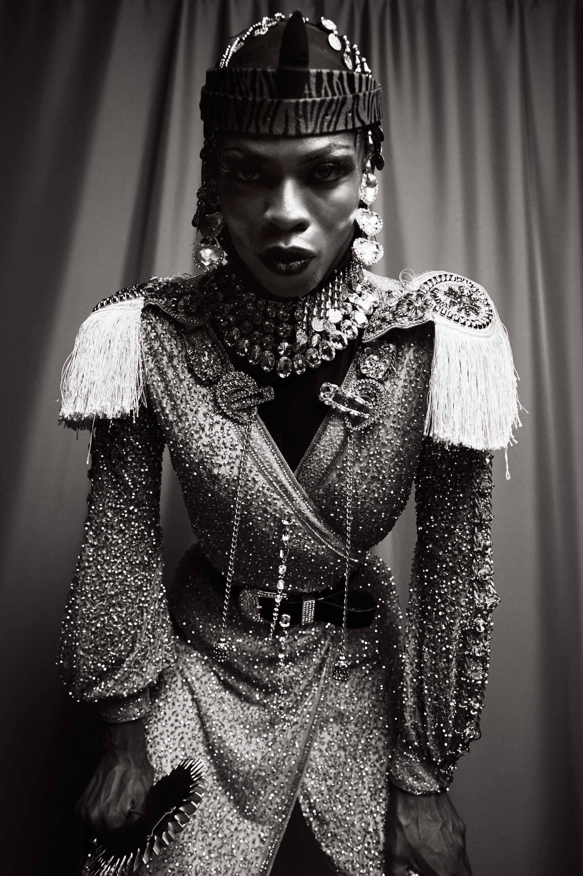 CAROLIN WINDEL African Ball III by Charly Ebony and Vini Revlon, Paris