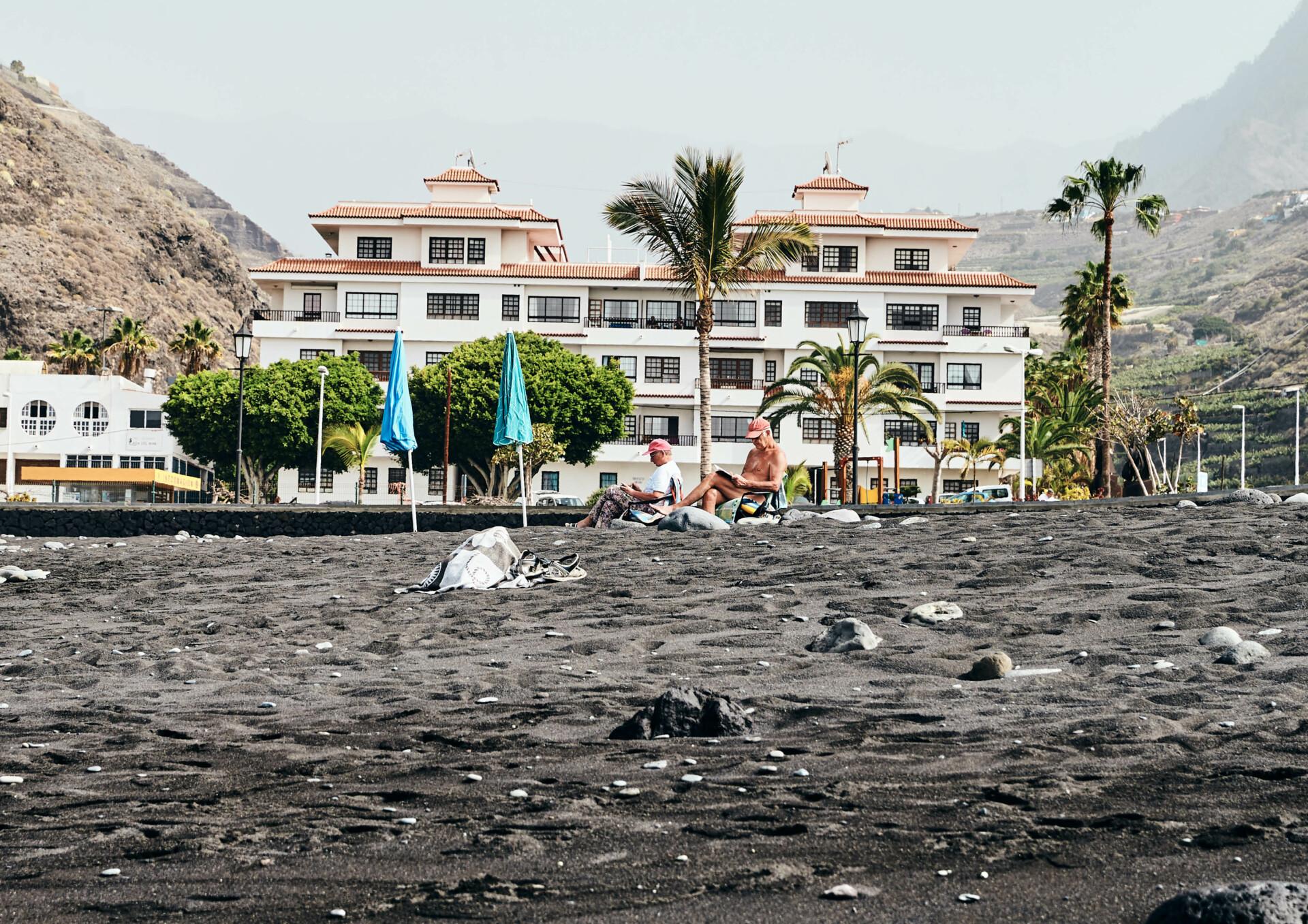 CAROLIN WINDEL La Palma, STERN/GEOSaison